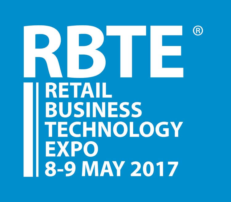 Retail Business Technology Expo 2017 Logo